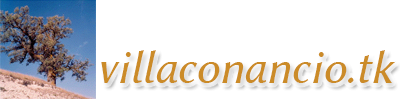 Villaconancio logo